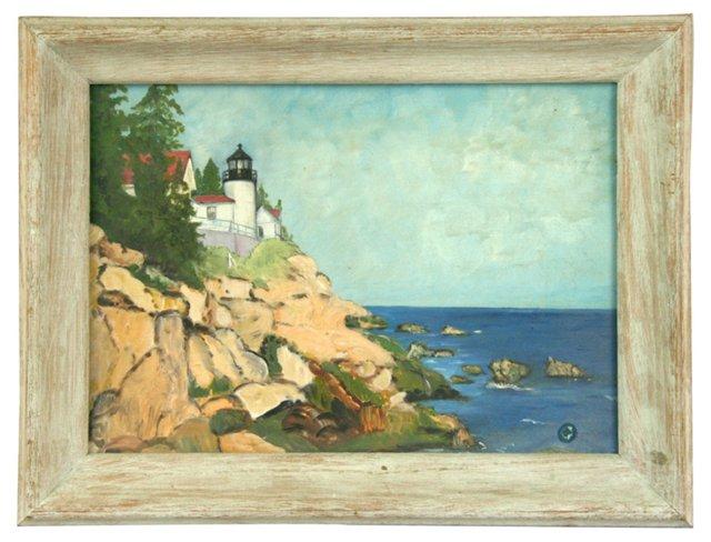 Clifftop Lighthouse