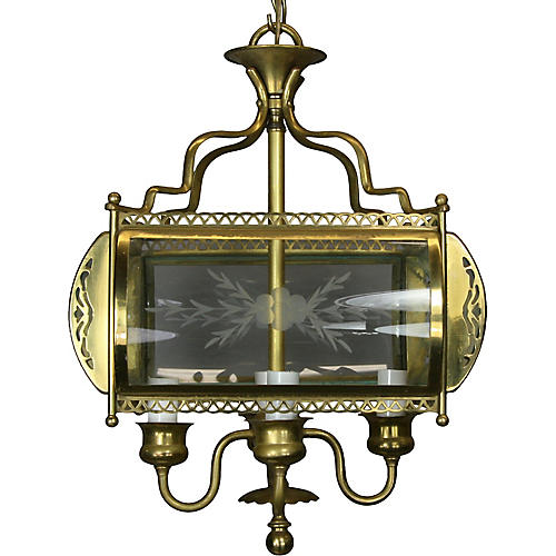 Four-Light Lantern