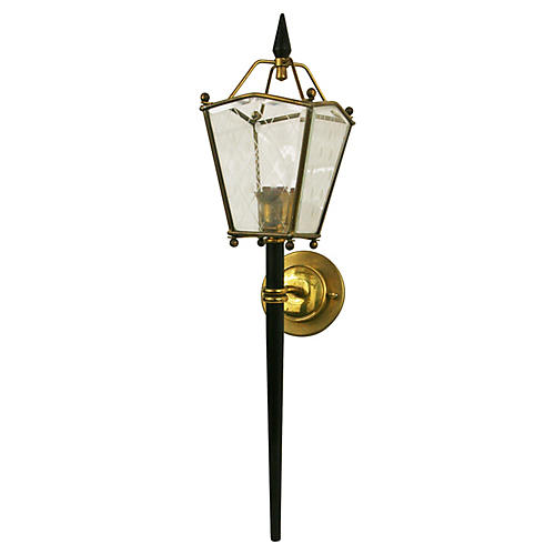 French Torchère Sconce