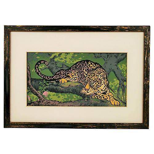 Jungle Leopard
