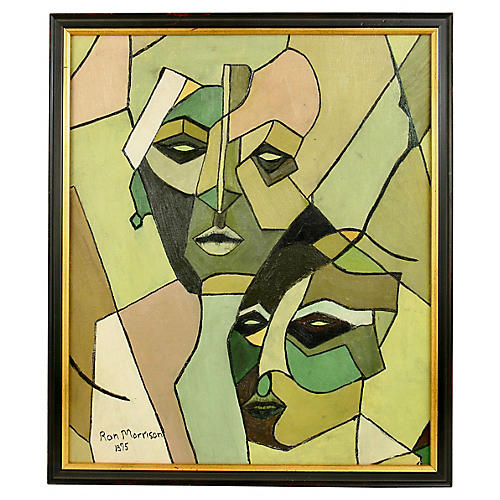 Abstract Visages