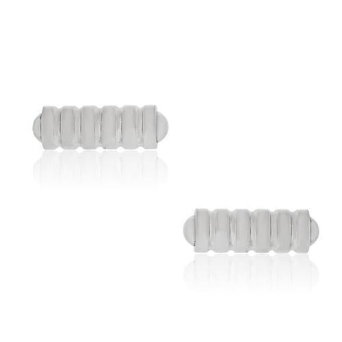 Tiffany & Co. Silver Bar Cuff Links