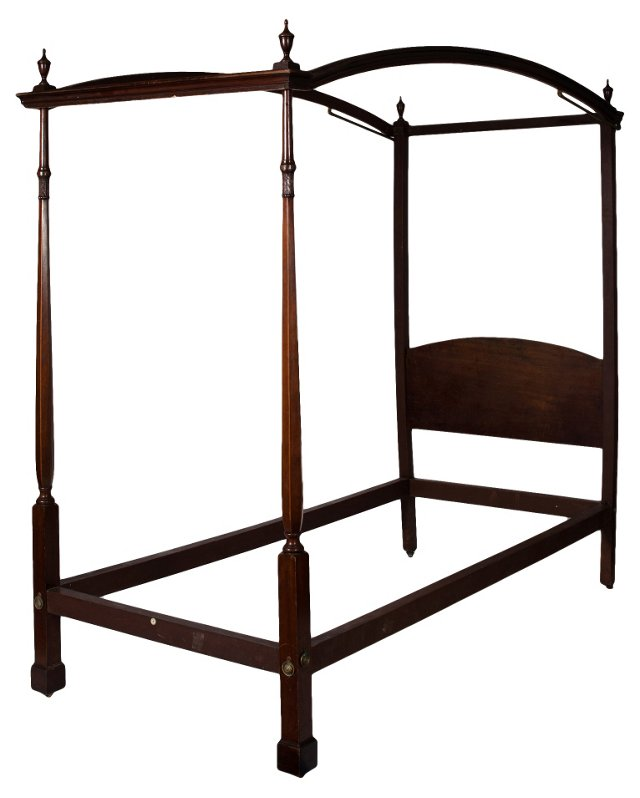 Bed Frame, Twin-Size