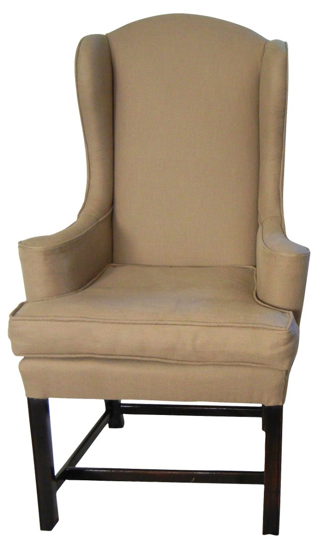 Upholstered   Wingback