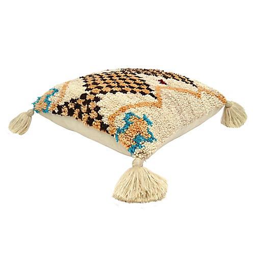 Berber Floor Pouf