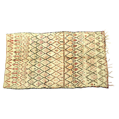 Moroccan Marmoucha Rug
