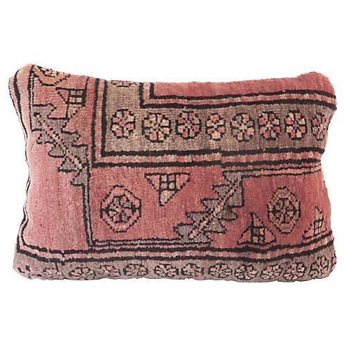 Pink Turkish Pillow
