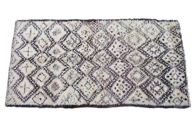 Moroccan Marmoucha Rug, 6'1 x 12'5