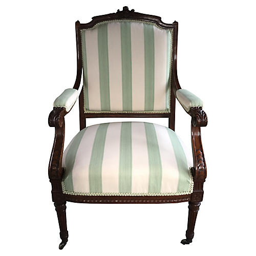 French Louis XVI-style Chair