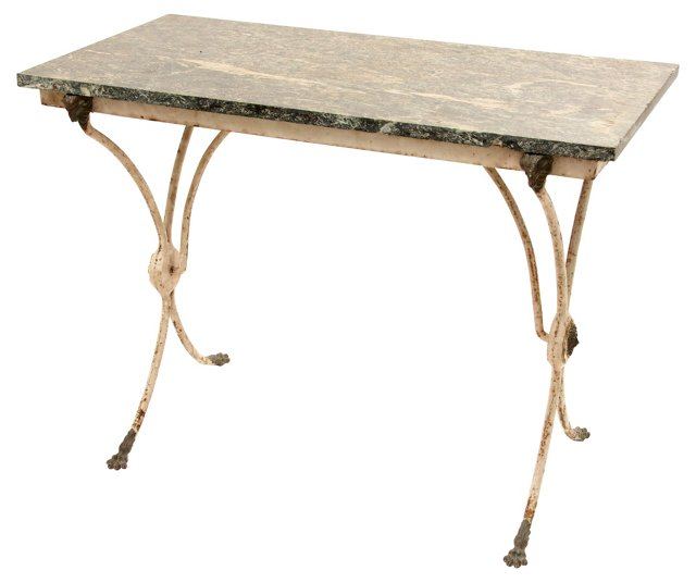 19th-C. French Neoclassical  Table