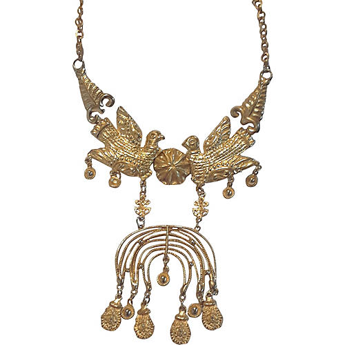 1960s Egyptian-Style Necklace