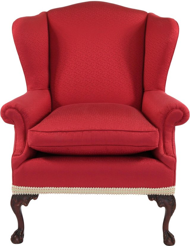 The Queen's Chair
