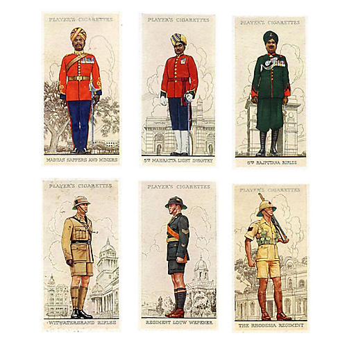 British Empire Military Uniforms, S/6