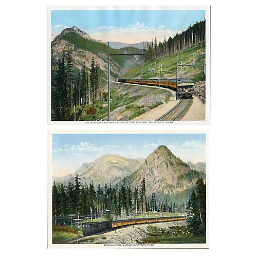 Railroading in the Northwest, Pair