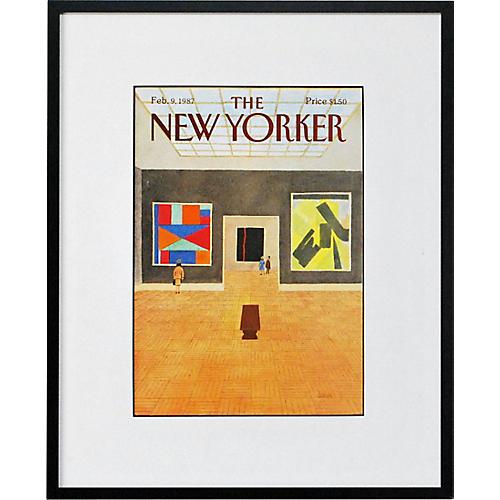 The Art Museum, 1987