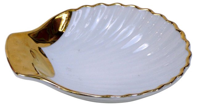 Royal Worcester Shell Dish