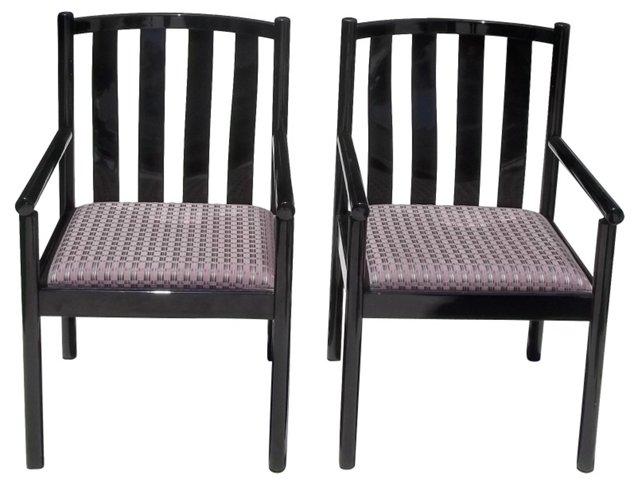 Stendig    Chairs, Pair