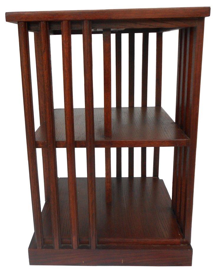 Midcentury Design Bookcase