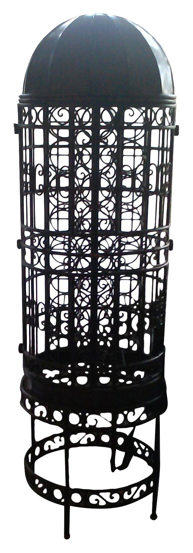 Maitland Smith Birdcage Wine Rack
