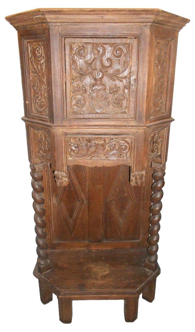 Italian Renaissaince-Style  Cabinet
