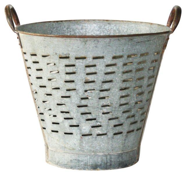 French Olive Bucket