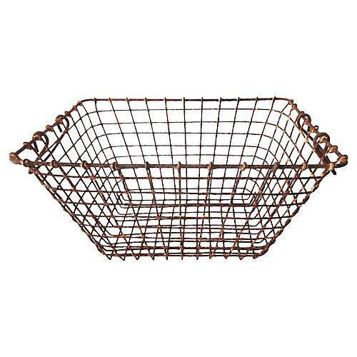 Belgian Fishing Basket