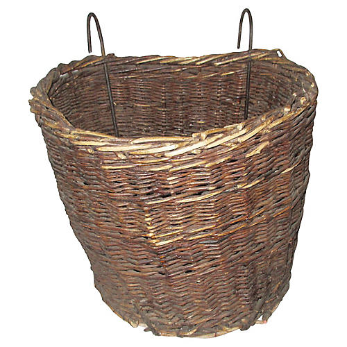 French Hanging Basket