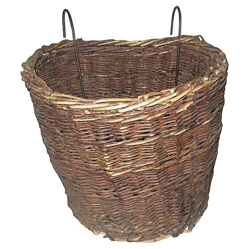 French Hanging Basket
