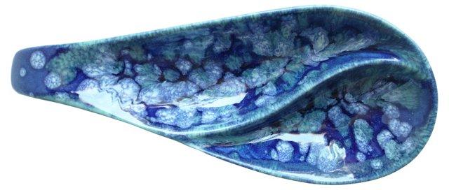 Cobalt & Aqua Dish