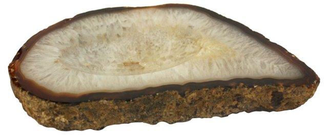 Geode Catchall Dish