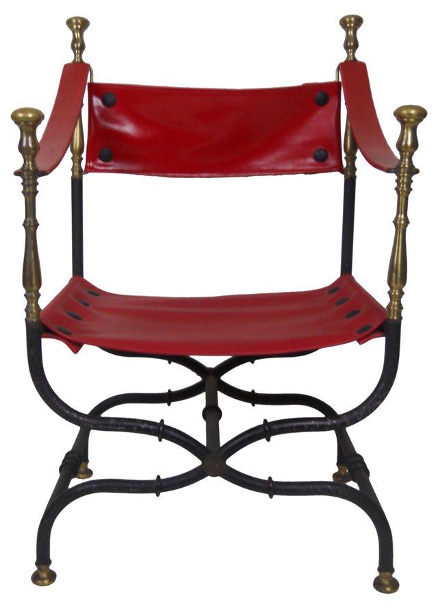 Dante-Style Chair