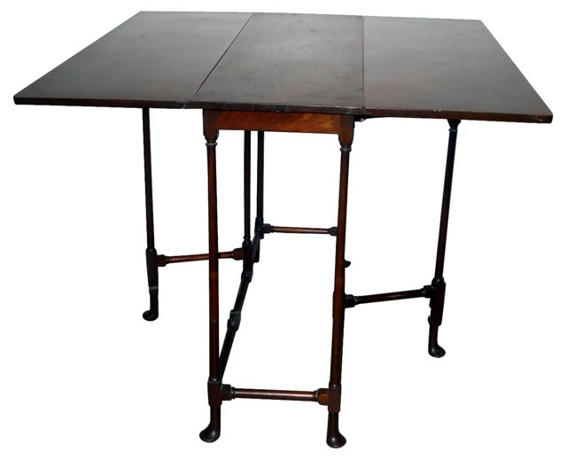 English Spider Table