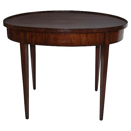 19th-C. Sheraton-Style Table