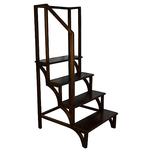 1920's Library Ladder