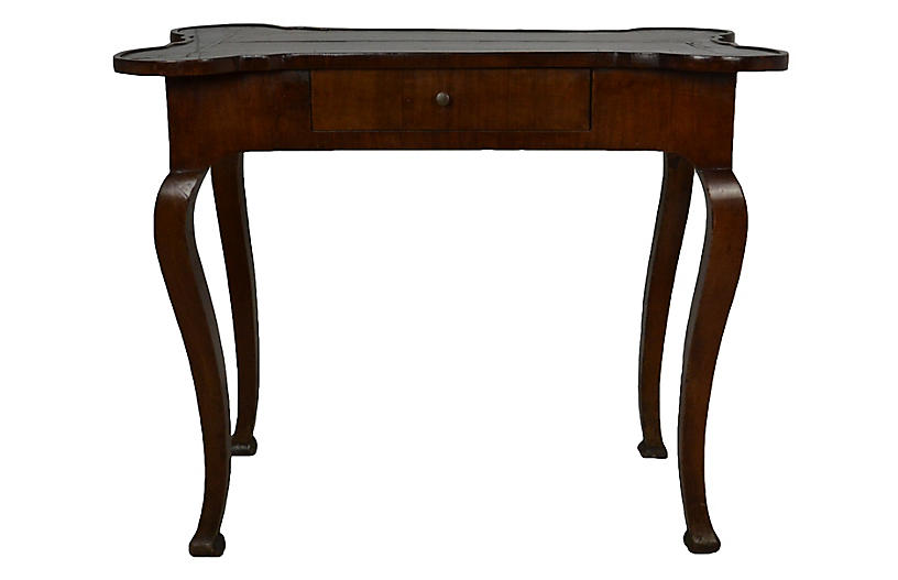 19th-C French Accent Table
