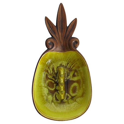 Ceramic Pineapple Catchall