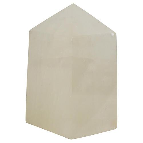 Quartz Crystal Obelisk