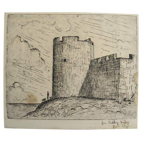 Castle on the Sea