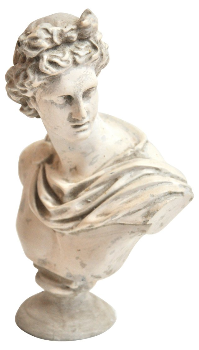 Miniature Classical Bust