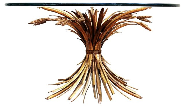 Sheaf of Wheat Coffee Table