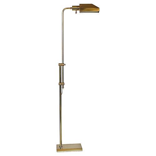 Chapman Brass Floor Lamp