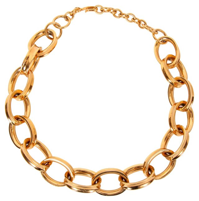 Monet Link Necklace
