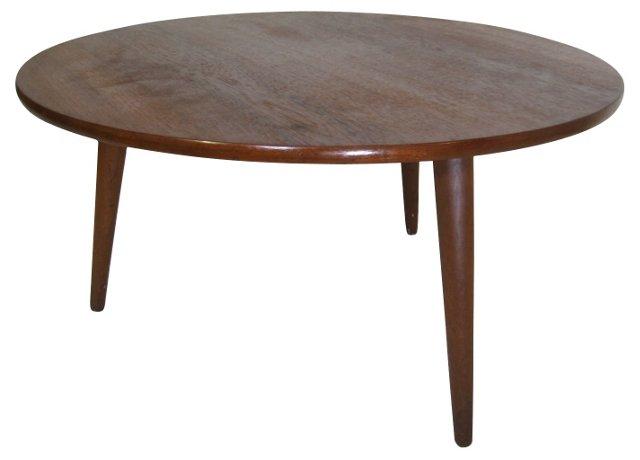 Hans Wegner for Andreas Tuck Table