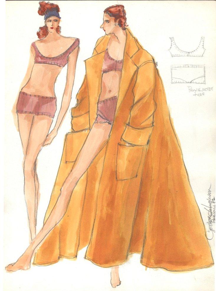 MOVE  Fashion Print