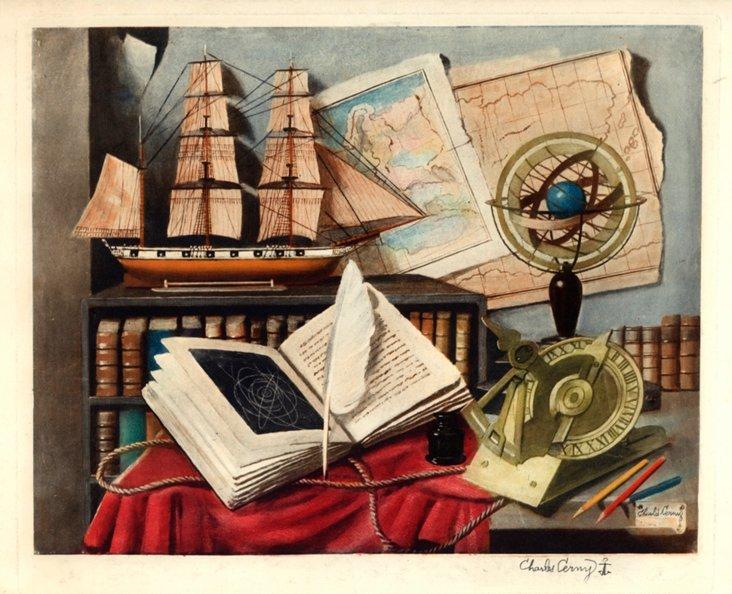 Nautical Still   Life