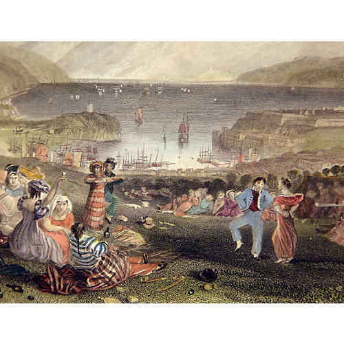 Plymouth, Devonshire Celebration 1832