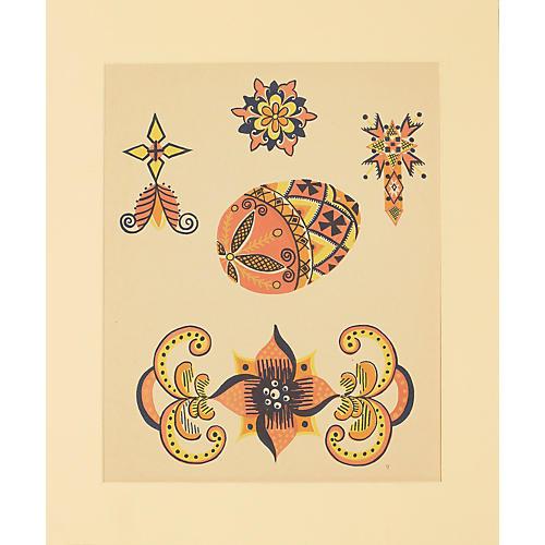 American Folk Art Design 4