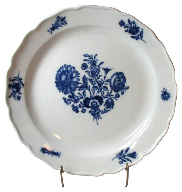 Meissen Flowers & Bugs  Charger