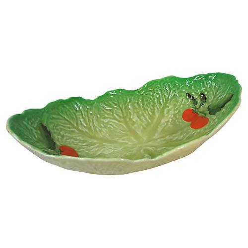 1960s lettuce & Tomato Bowl