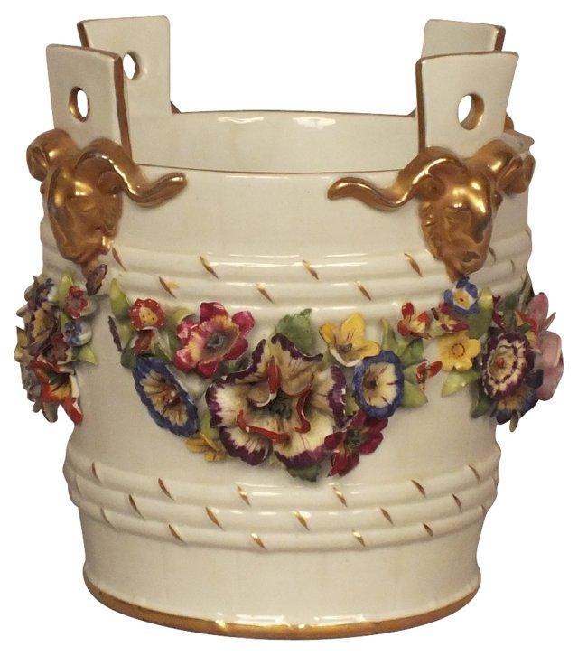 Porcelain Ice Bucket